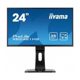 "ProLite XB2481HS-B1 23.6"" Noir Full HD LED display"