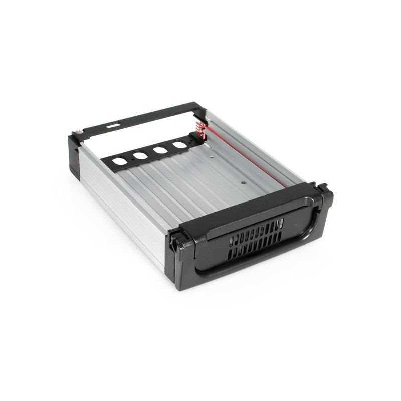 rack amovible noir ventil pour disque dur sata. Black Bedroom Furniture Sets. Home Design Ideas