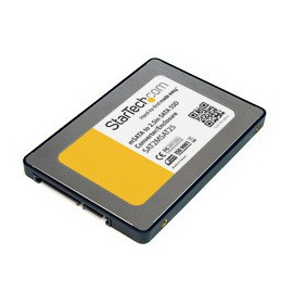 Boîtier d'adaptateur SSD SATA vers Mini SATA 2,5 po