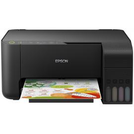 EcoTank ET-2710 - Imprimante Multifonction jet d'encre 3-en-1 (USB / Wi-Fi / Wi-Fi Direct)