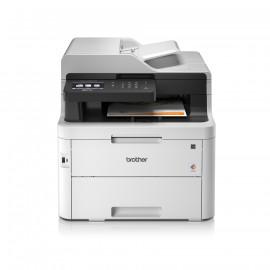 MFC-L3750CDW Imprimante multifonction 4-en-1 - laser couleur A4 Wifi